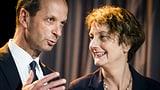Niemand im ersten Wahlgang gewählt, CVP-Duo führt (Artikel enthält Audio)