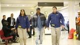Chile verweigert Tyson die Einreise (Artikel enthält Video)
