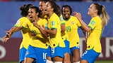 Brasilien und Australien nach Siegen für K.o.-Phase qualifiziert (Artikel enthält Video)