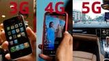 3G, 4G, 5G – was ist der Unterschied? (Artikel enthält Audio)