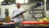Ein Rennski ist scharf wie ein Messer (Artikel enthält Video)