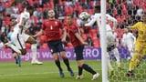 England schlägt Tschechien und gewinnt die Gruppe D (Artikel enthält Video)