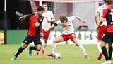 Leipzig verpasst den Spung auf Platz 2