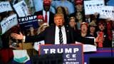 Trump und Verschwörungstheorien: Vom Verbreiter zur Zielscheibe?  (Artikel enthält Video)