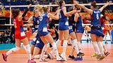 Serbinnen erstmals Volleyball-Weltmeister (Artikel enthält Video)