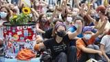 Klima-Aktion brachte wenig politischen Goodwill (Artikel enthält Video)