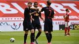 Leipzig überrollt Mainz - Schalke mit dem nächsten Dämpfer (Artikel enthält Audio)