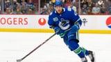 Bärtschi verzichtet auf NHL-Playoffs