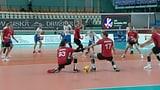 Schweizer Volleyballer verpassen zum Auftakt eine Überraschung (Artikel enthält Video)