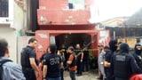 Massaker in Bar in Brasilien (Artikel enthält Video)
