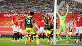 Southampton schockt ManUnited in der Nachspielzeit