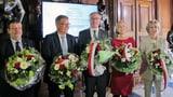 Historischer Wahltag in Solothurn: Die Reaktionen (Artikel enthält Video)