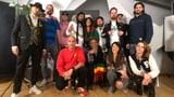 Die Schweizer Reggae-Szene singt live bei Lukie Wyniger