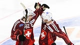 Starke Schweizer lassen Norwegen keine Chance (Artikel enthält Video)