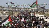 USA berufen Palästinenser-Konferenz ein (Artikel enthält Audio)