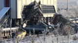 Unglück mit Hochgeschwindigkeitszug in Ankara (Artikel enthält Video)
