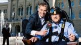 Video «Live aus Herzogenbuchsee mit Bundesrat Johann Schneider-Ammann» abspielen