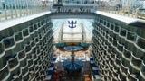 Unterwegs mit dem grössten Kreuzfahrtschiff der Welt