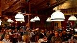 Video «Potzmusig im alt ehrwürdigen «Spycher» in Interlaken» abspielen