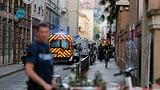 Mehrere Verletzte bei Explosion in Lyon (Artikel enthält Video)