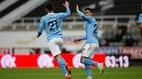 4:3 gegen Newcastle: ManCitys Sieg der vielen Geschichten