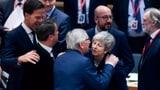 EU erwägt Brexit-Verschiebung – bis im Mai (Artikel enthält Video)