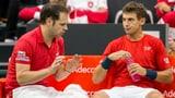 Laaksonen führt Davis-Cup-Team gegen Schweden an