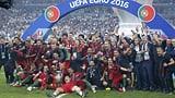 Als Éder Portugal zum Europameistertitel schoss (Artikel enthält Video)