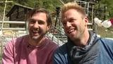 Duo Divertimento outet sich als «Fussball-Klugscheisser» (Artikel enthält Video)