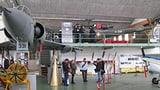 Vorbereitungen im Fliegermuseum Altenrhein (Artikel enthält Bildergalerie)
