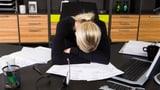 «Gehört eine Krankheit ins Arbeitszeugnis?» (Artikel enthält Audio)