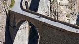 Seit dreihundert Jahren gibt es Tunnel durch den Gotthard