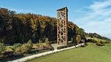 Der Hasenbergturm in Widen soll auferstehen (Artikel enthält Audio)