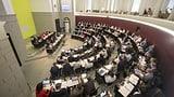 Luzerner Regierung und Parlament sind sich (meistens) einig (Artikel enthält Audio)