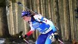 Elisa Gasparin im Sprint auf Rang 14