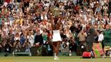 Nach 2:46 Stunden gewinnt die «falsche» Williams Wimbledon (Artikel enthält Video)