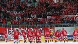 Schweizer Eishockey-Klubs harmonieren mit «grosszügigen Fans» (Artikel enthält Audio)