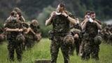 Armee beendet alle WKs ohne Corona-Bezug (Artikel enthält Video)