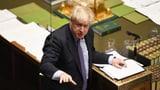 Boris Johnson scheitert mit seinem Brexit-Zeitplan (Artikel enthält Video)