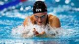 Ugolkova schwimmt in Glasgow zu EM-Silber