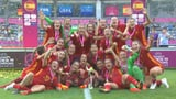 Spaniens U19-Frauen gewinnen den EM-Titel (Artikel enthält Video)