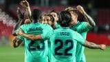 Real Madrid kurz vor dem Titelgewinn