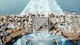 Auf dem Kreuzfahrtschiff: Feiern, als ob's kein Morgen gäbe (Artikel enthält Video)