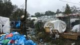 «Die Krätze frisst die Menschen in Moria lebendig auf» (Artikel enthält Audio)
