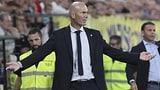 Zidane ist wieder da – aber mit ihm auch der Erfolg? (Artikel enthält Video)