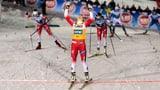 Johaug erstmals im Sprint erfolgreich – Fähndrich starke 5. (Artikel enthält Video)
