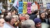 Grosse Empörung in der belgischen Kulturszene (Artikel enthält Audio)