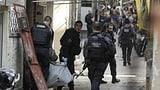 Mindestens 25 Tote bei Polizeieinsatz in Favela von Rio (Artikel enthält Audio)