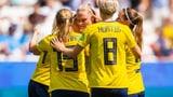 Schweden gibt sich keine Blösse