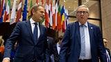 Jetzt nimmt die EU das Brexit-Heft selbst in die Hand (Artikel enthält Video)